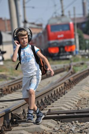 Приложение SafeTrain- Берегись поезда. Новость. МБОУ лицей №4 (г. Краснодар)